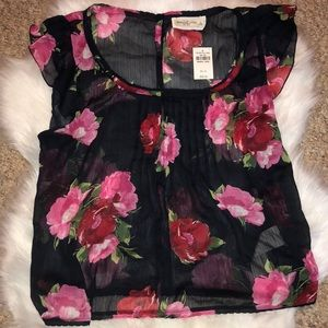 Abercrombie and Fitch Large blouse